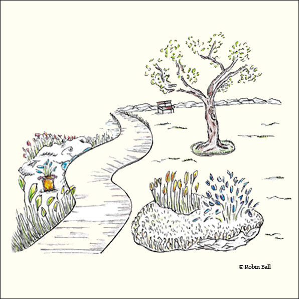 Whimsical Designs of Path