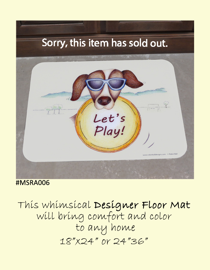 Dog Gifts for Mom and Dad Floor Mats